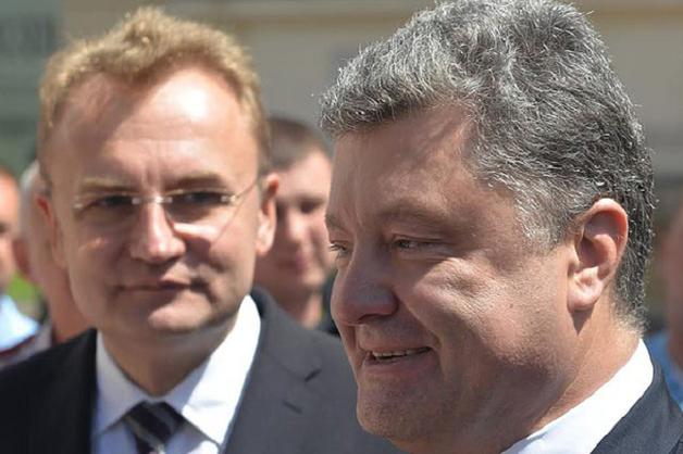 Месть Порошенко: «Самопомощь» может остаться без Садового
