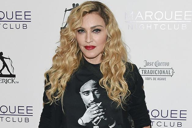 Мадонна снялась для культового глянца в одежде от украинского дизайнера