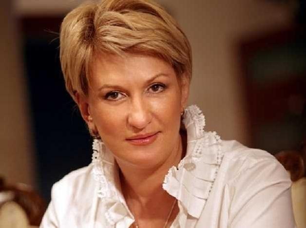 Покорительница киевских МАФов Людмила Денисюк