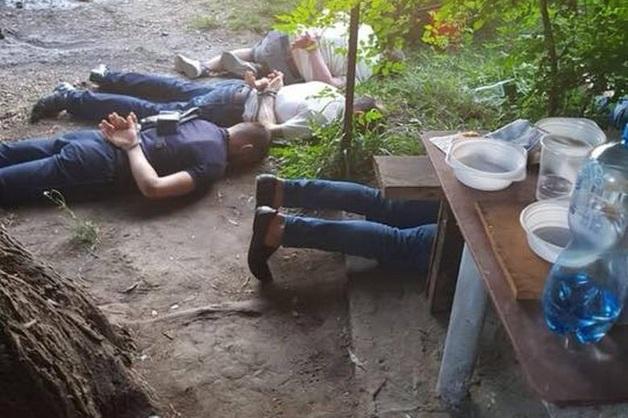 Назначали «смотрящего» за Светловодском: полиция Украины сорвала «сходку» авторитетов