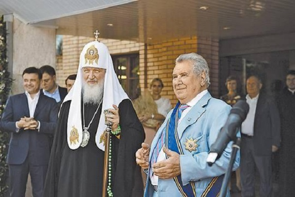 Завхоз РПЦ Евгений Пархаев разочаровал патриарха