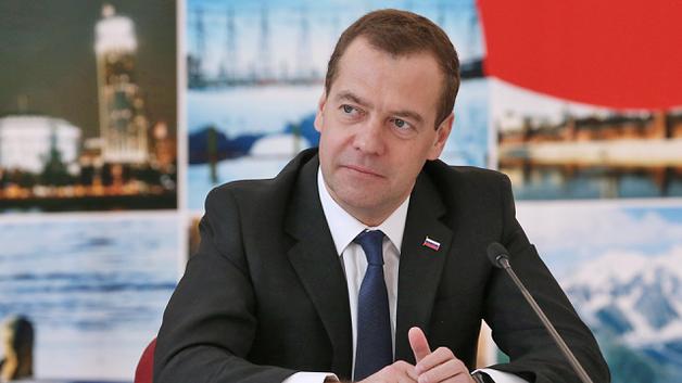 Нелегальные маралы спасают Дмитрия Анатольевича от импотенции