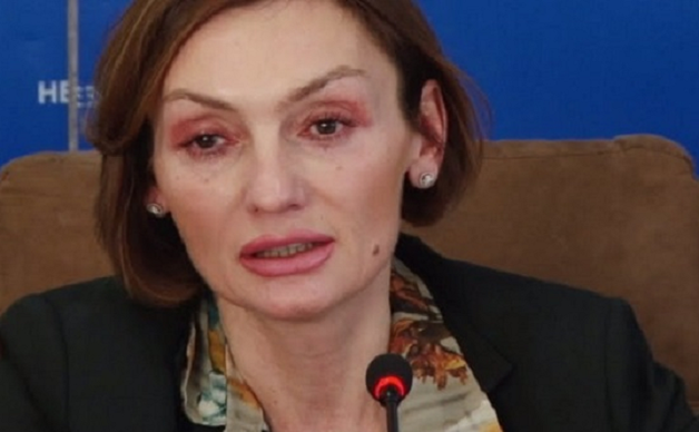 В доме заместителя главы Национального банка Рожковой проводят обыск