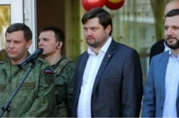 В свите Захарченко засветился родственник беглого президен