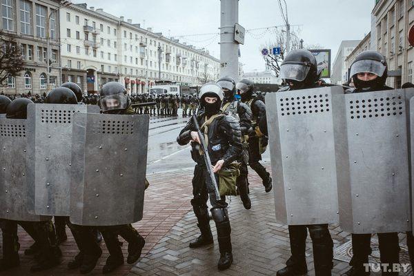 Беларусь: режим становится оккупационным