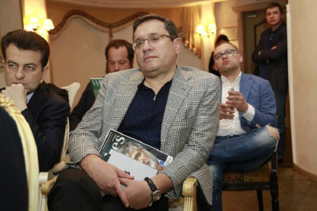 Бизнесмен Адамовский хочет отсудить миллион у журнала