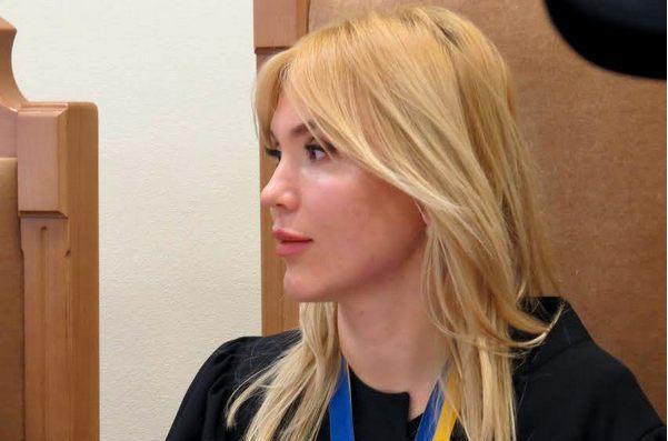 Судья Киевского апелляционного хозяйственного суда Оксана Тищенко: «заказушница»