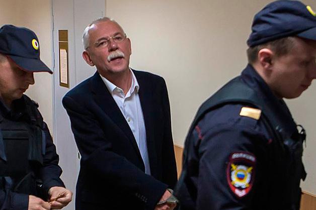 У экс-главы Карелии Нелидова арестовали драгоценности