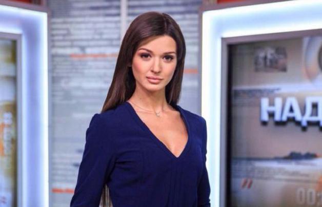 Ведущая «Надзвичайних новин» расплакалась в прямом эфире: «Нардепы лезут даже в женские трусы»