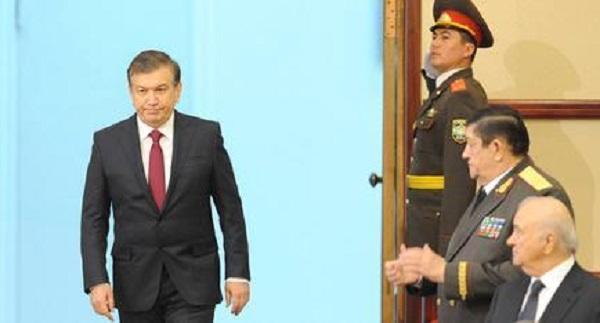 Большая «зачистка» Узбекистана