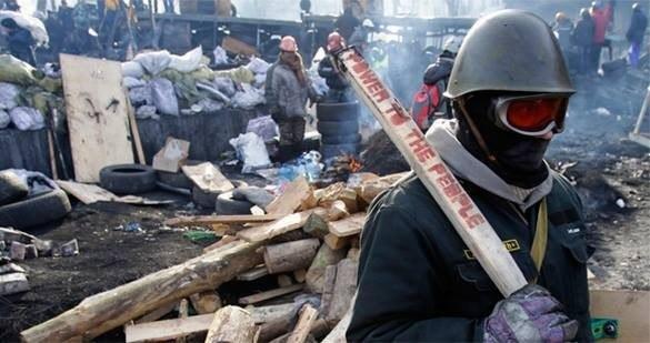 Погром Майдана в Одессе: появились видео с места происшествия