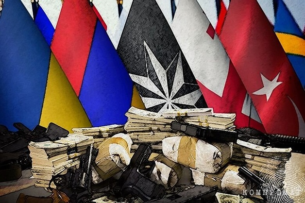 «Воры в законе» на экспорт — как политика влияет на жизнь криминалитета. Часть 2