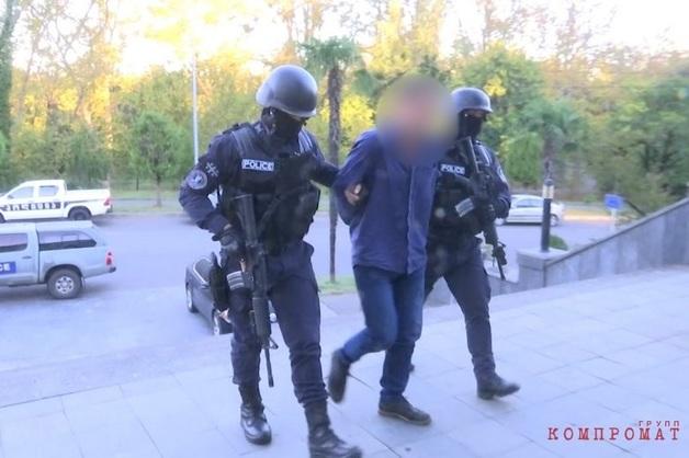 В Грузии за связь с «вором в законе» Гией Самтредским задержаны трое членов «воровского сообщества»