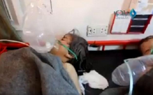 ЮНИСЕФ: В результате химатаки в Сирии погибли как минимум 27 детей