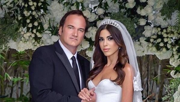 Звездный холостяк Тарантино впервые в жизни женился. Его избранницей стала израильская певица