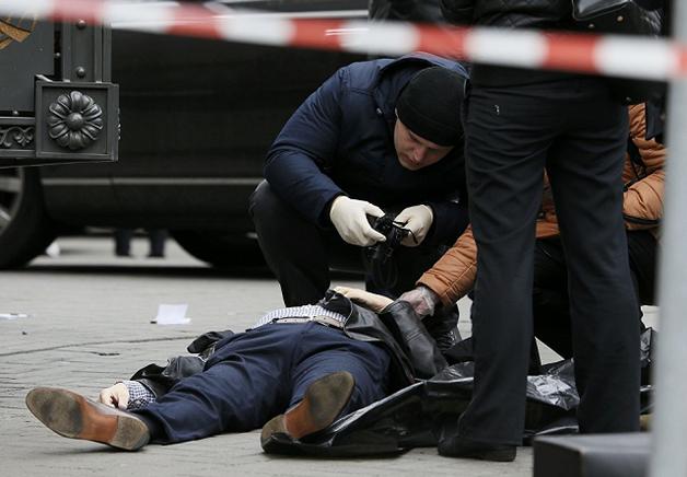 Сотрудник Госохранны: Охранник у Вороненкова был как имитация, он допустил массу ошибок