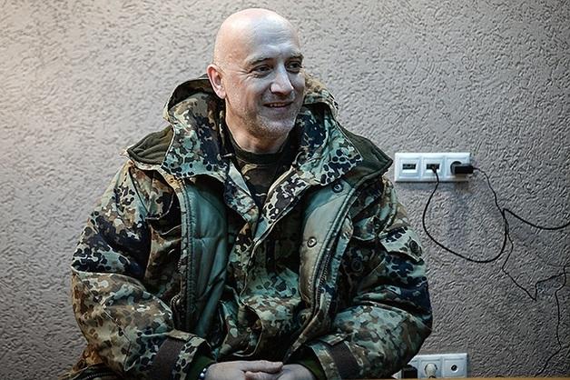 Захар Прилепин назначен замхудрука МХАТ им. М. Горького по литературной части