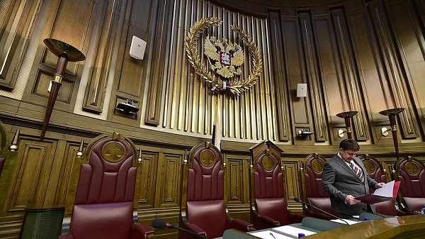 Дело Лося дошло до Верховного суда