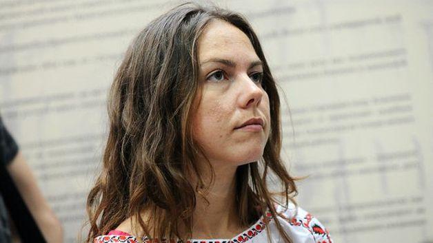 Сестра Надежды Савченко вернулась в Украину