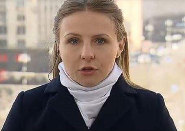 Спецслужбы на три года запретили въезд в Украину журналистке российского ТВ