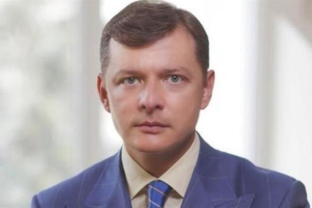 Ветераны АТО обвинили в рейдерстве уголовника от Ляшко