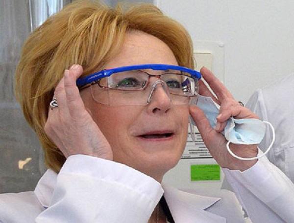 Министр Вероника Скворцова против кошелька Татьяны Голиковой