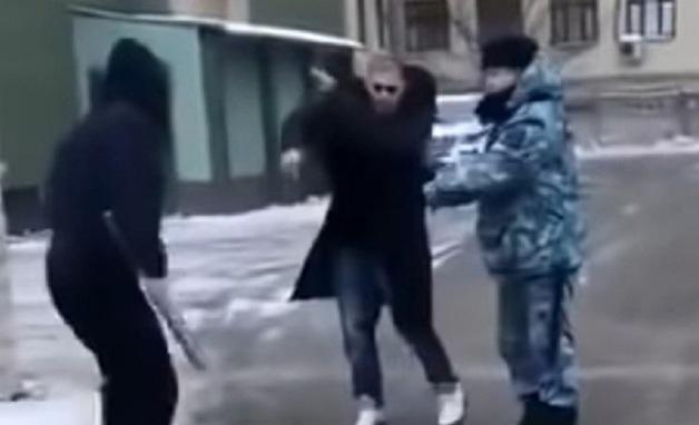 Один из нападавших на рэпера Птаху отпущен под подписку о невыезде