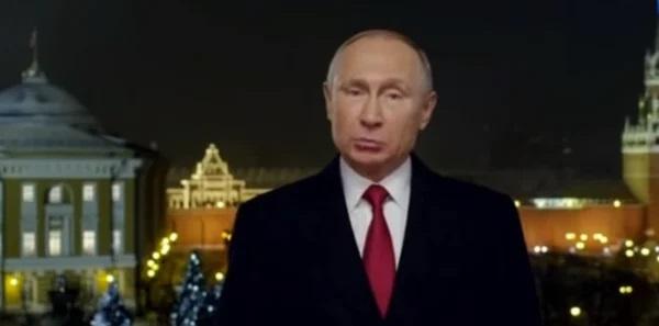 Реакция людей на новогоднюю речь Путина