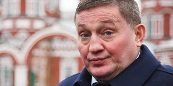 Губернатор Бочаров заказал туалет за 4 млн. руб