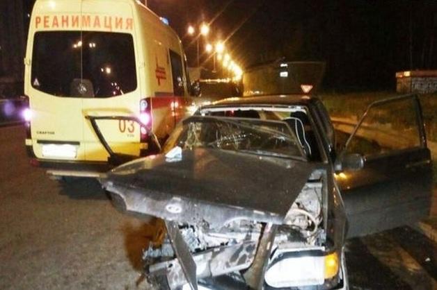 В ДТП в Екатеринбурге в новогоднюю ночь погиб замначальника свердловской ФКУ ИК-2