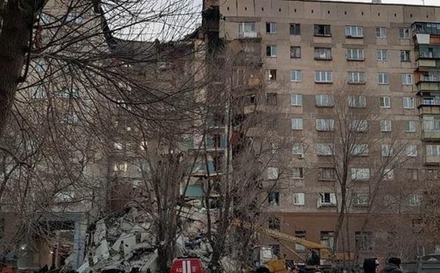 «Посмотрели на свой подъезд, а его нет»: семья из Магнитогорска чудом избежала гибели