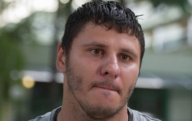 Чемпион мира по хоккею-2009 Сапрыкин отрицает дебош на борту самолета Сочи-Москва
