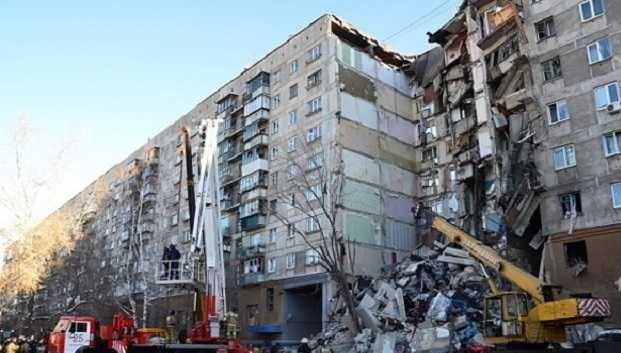 Взрыв дома в Магнитогорске: все 39 погибших опознаны