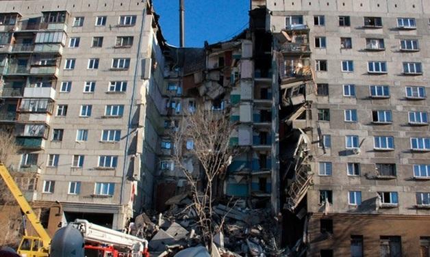 Первый мародер задержан на развалинах дома в Магнитогорске