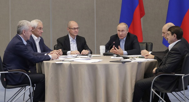 Диктатура KPI. Как формируется новый формат управления Россией
