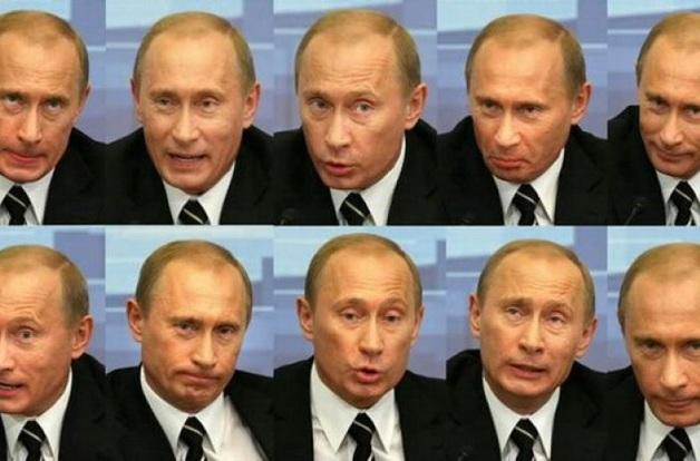 Всплыли фото двойников Путина: доказательство, которое скрывали годами
