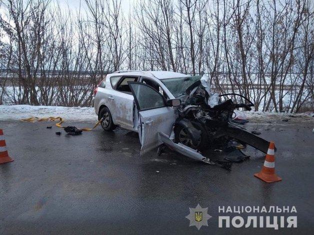 В ДТП погиб украинский баскетболист, его жена в реанимации