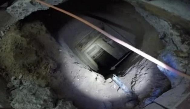 На границе США и Мексики обнаружен тоннель для наркотиков