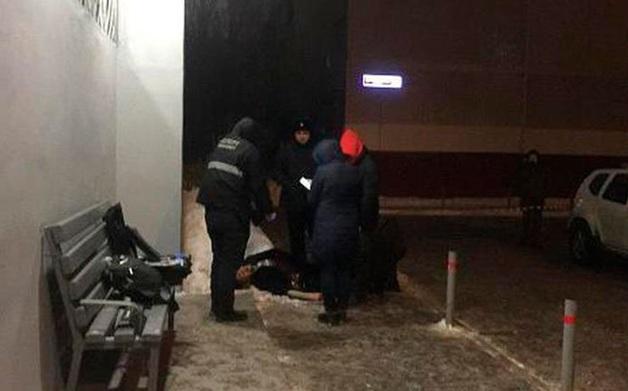 Убийство произошло на детской площадке в Москве