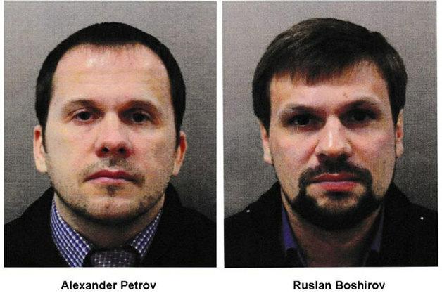 ЕС согласовал санкции против четырех офицеров ГРУ