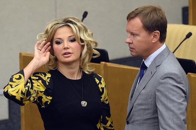 Следователи СКР хотят допросить вдову Дениса Вороненкова