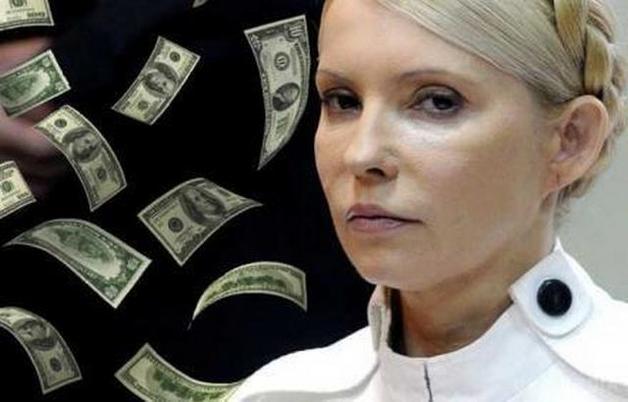 Выборы-2019. «Батькивщина» сорит подозрительными деньгами