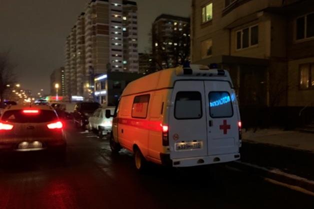 В Москве автомобилист угрожал водителю «скорой помощи» пистолетом