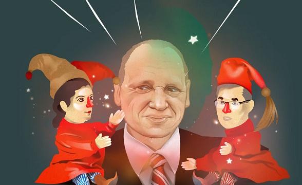 Повелитель кукол. Портрет Алексея Громова, руководителя российской государственной пропаганды