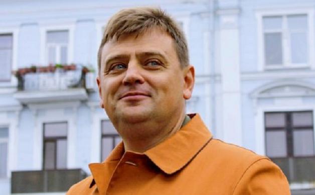 Руслан Тарпан: распильщик и разрушитель Одессы