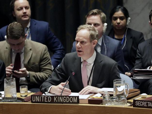 Из-за чего разошелся представитель РФ в ООН. Текст выступления британского дипломата на заседании Совбеза