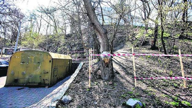 В историческом сердце Киева начались подозрительные работы
