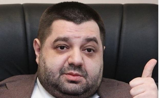 Александр Грановский «купил» округ в Харькове и ложиться под Коломойского
