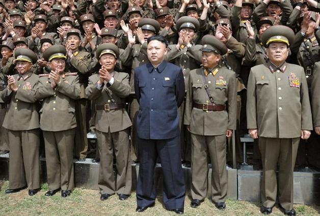 10 лет тюрьмы или Невоенная армия КНДР