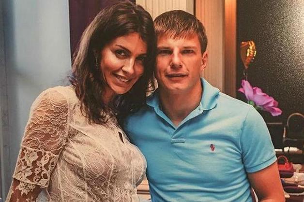 Алиса Аршавина пробила мужу пенальти